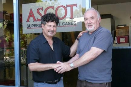 Calzone/Anvil Cases Acquires Ascot Cases