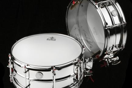 Dunnet 2N-A Aluminum Snare