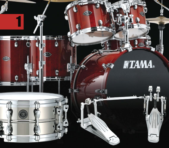 "TAMA'S ""NAMM-FOR-THE-PEOPLE"" GIVEAWAY"