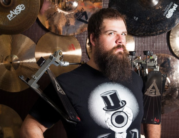 Drummer Ruston Grosse of Surgeon
