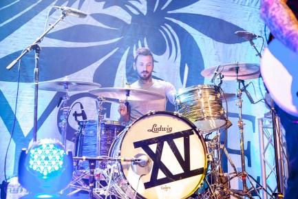 Drummer Chris Guglielmo