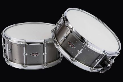 Showroom: Craviotto Solitaire Series Aluminum Snare Drums