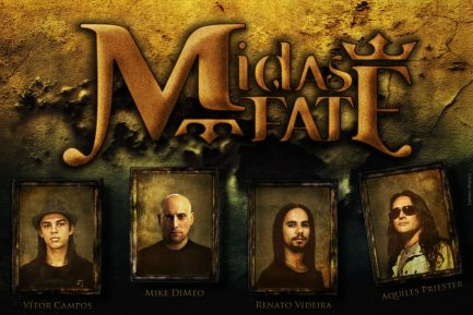 Aquiles Priester Joins Mike DiMeo's Band Midas Fate