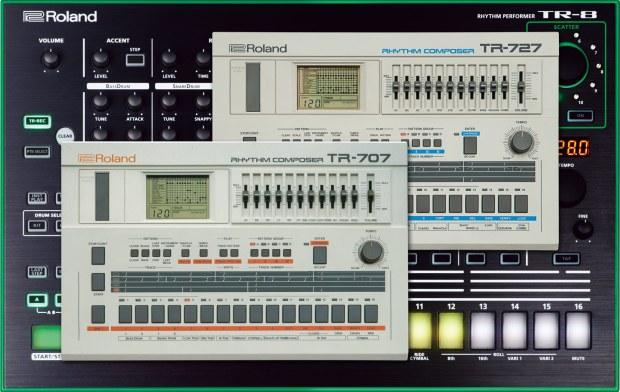 Showroom: Roland Adds Vintage Sounds in the 7X7-TR8 Drum Machine ExpansionShowroom: Roland Adds Vintage Sounds in the 7X7-TR8 Drum Machine Expansion