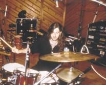 drummer Aaron Comess of Spin Doctors
