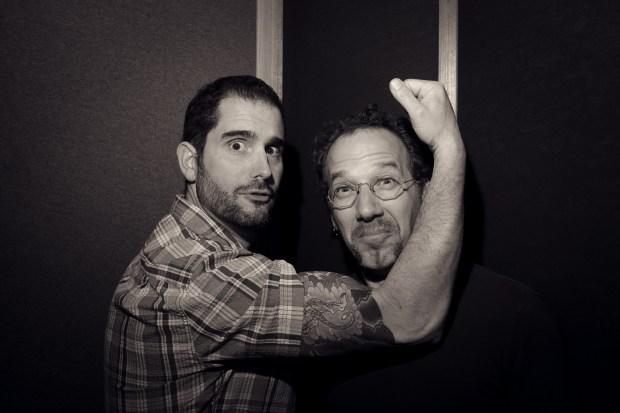 Scott Amendola of Charlie Hunter Photos by Peak and Lenny Gonzalez