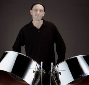 Drummer Andy Narell