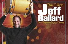 drummer Jeff Ballard
