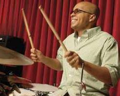 Drummer Marcus Baylor