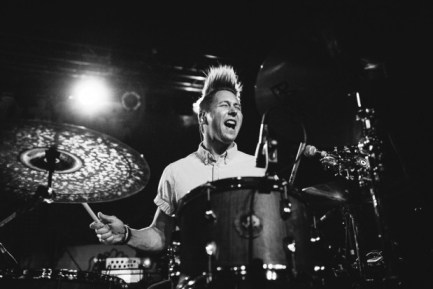Beau Kuther of Smallpools