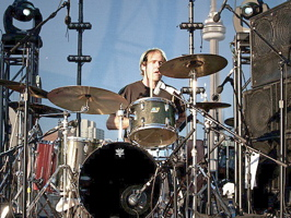 Bob D'Amico of The Fiery Furnaces drummer blog