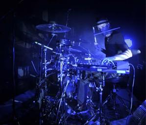 Drummer Brad Hargreaves of Third Eye Blind