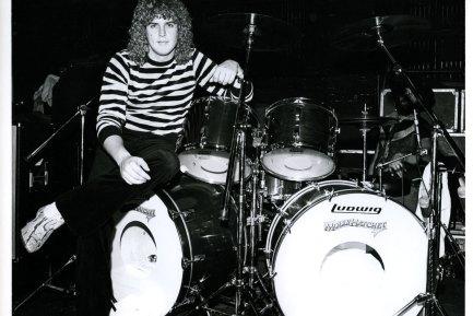 Molly Hatchet Drummer Bruce Crump