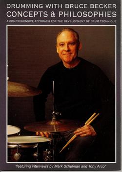 Drummer Bruce Becker