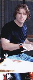 Drummer Craig Macintyre