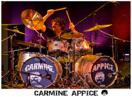 Carmine Appice's Rockaholics Metal Fan Camp