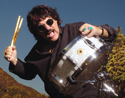 Drumming Great Carmine Appice