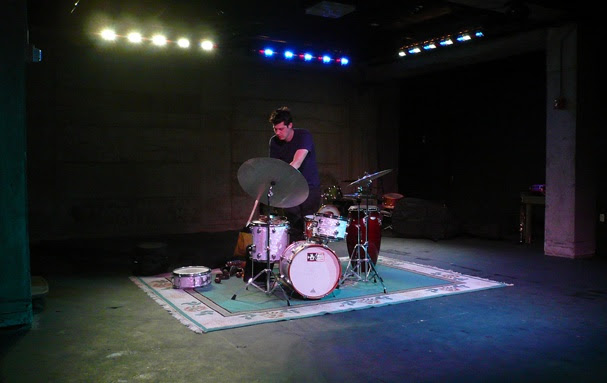 Drummer Ches Smith Taking Residence at the Stone in NYC Beginning September 30