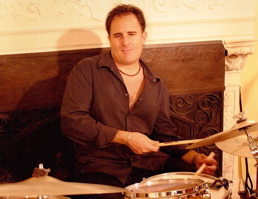 Drummer Craig Pilo of Frankie Valli & The Four Seasons