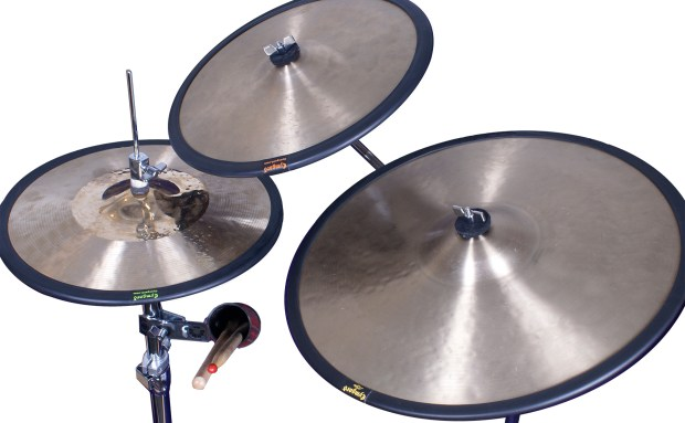 Showroom: Cymgard Cymbal Mutes