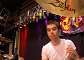 New Found Glory Drummer Cyrus Bolooki