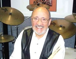 Drummer Dick DiCenso