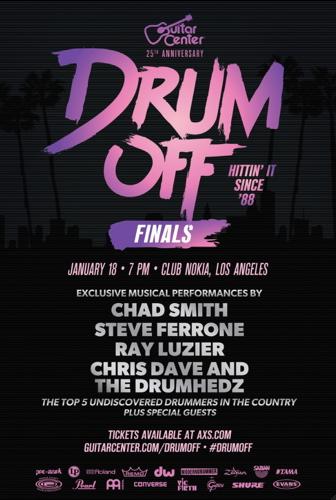 Drum-Off Finals Show Jan