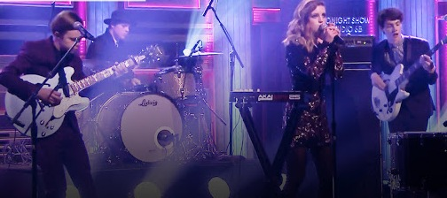 Echosmith and Graham Sierota