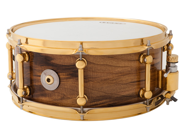 Ego Drum Supply 6x14 Single-Ply Myrtle Snare