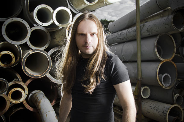 Fabio Buitvidas of Shadowside Drummer Blog