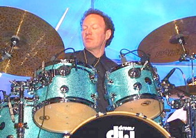 Frank Briggs drummer blog