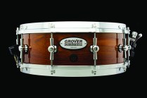G3-Solid-Rosewood Grover Pro Custom Snare Drum