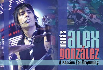 """Alex """"El Animal"""" González: A Passion For Drumming"""