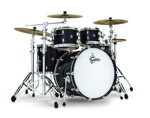 Gretsch Black Renown Birch Kit