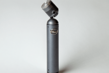 Showroom: Blue Hummingbird Small-Diaphragm Condenser With Rotating Head