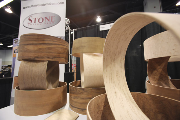 Stone Custom Drum