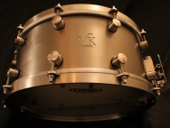 VK Drums Offers Hand-Built Drums