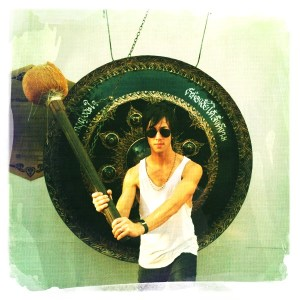 Brendan Buckley Drummer Blog - Get it on, bang a gong