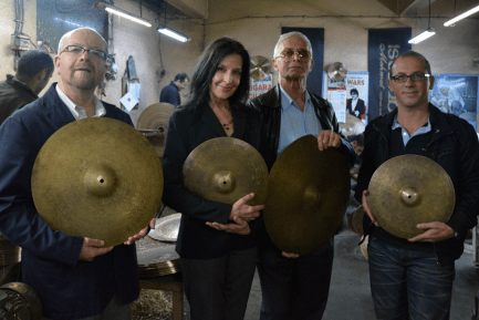 Showroom: Istanbul Mehmet Company Announces New Tony Williams Tribute Cymbals