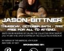 Drummer Jason Bittner Free Clinic
