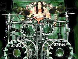 Jeremy Spencer of Five Finger Death Punch drummer blog