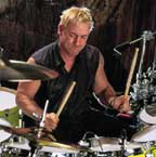 Drummer Jimmy Chamberlin