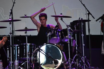 Drummer Blog: Street Drum Corp's Bobby Alt on producing teen drummer John Tessin of Hero for Today