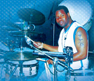 drummer John Blackwell