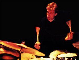 Drummer/Educator John Riley