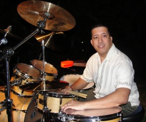 drummer/percussionist Jose Rosa blog