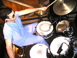 Joshua Wolf: The Surgeon Drummer