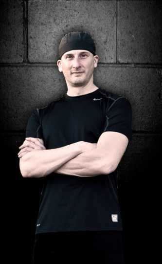 Drummer Kevan Roy of Red Lamb Blog