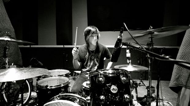 Drummer Kevin Shane Cogen of Galvanized Souls