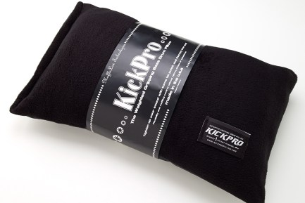 Showroom: Weighted KickPro Bass Drum Pillow Now Available